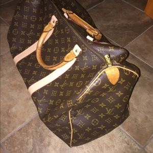 Louis Vuitton Bags - Louis Vuitton Monogram Keepall 50